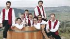 Stegreifgruppe Gonten aus dem Appenzell.