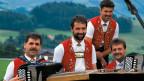 Die Alpsteebuebe gaben 1976 ihr erstes Konzert.