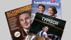 Das neue Magazin «Typisch» erscheint erstmals Ende Oktober.