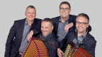 Porträt der Musiker des Quartetts «waschächt».