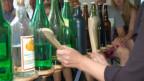 Das Flaschenspiel wurde von Toni Bürgler erfunden.