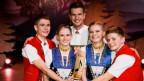 Sieg beim «Nachwuchswettbewerb 2018» in der Fernsehsendung Viva-Volksmusik.