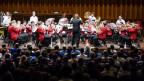 Eine der 10 Bands in der neuen Kategorie «Elite» ist die Brass Band MG Reiden.
