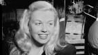 Aufnahme von Doris Day im Jazzclub New York.