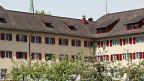 Kloster Wesmelin Luzern Frontansicht.