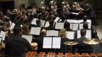 Die Stadtmusik Biel an ihrem Jahreskonzert 2018.