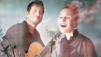 Neues Winterlieder-Programm von Carmela Konrad und Philipp Leon Fankhauser.