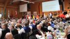 Delegiertenversammlung in Escholzmatt.