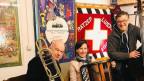 Trio Capella: Claudia Muff – Armin Bachmann – Peter Gossweiler