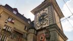 Der Zeitglockenturm in Bern.