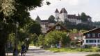 Aufnahme vom Schloss Burgdorf.