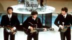 Die Beatles bei der Aufzeichnung der «Ed Sullivan Show» am 9. Februar 1964 in New York.