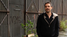 Laschar ir audio ««La lunghezia dad in mez calzer» da Jürg Gautschi».
