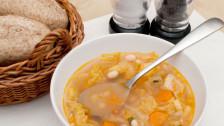 Audio «Minestrone - Die Suppe für kalte Wintertage» abspielen