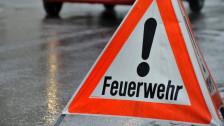 Audio «Starker Niederschlag hält Feuerwehren in der Region auf Trab» abspielen