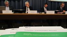 Audio «Sparprogramm und höhere Steuern ab 2018: Der Aargau braucht Geld» abspielen