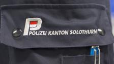 Audio «Solothurner Regierung gibt Stadtpolizeien noch eine Chance» abspielen