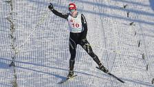 Audio «Erster Weltcup-Sieg für Solothurner Kombinierer Tim Hug» abspielen