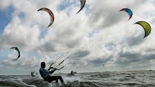 Audio «Kitesurfen auf dem Hallwilersee vielleicht bald erlaubt» abspielen