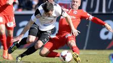 Audio «FC Aarau verliert auf dem Brügglifeld gegen Thun» abspielen