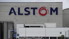 Audio «Alstom Schweiz macht dem Aargau Mut» abspielen
