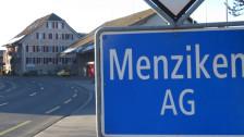 Audio «Menziken: Erste Asylbewerber ziehen ein» abspielen