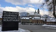 Audio «Bundesrätin Sommaruga eröffnet 52. Filmtage» abspielen