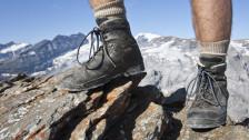 Audio «Gutes Schuhwerk zum Tag der Berge» abspielen.