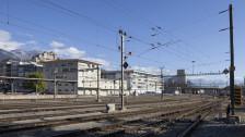 Audio «Mehr Züge durchs Wallis» abspielen