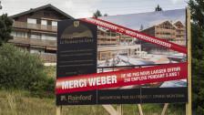 Audio «Massiv mehr Arbeitslosigkeit im Walliser Baugewerbe» abspielen