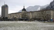Audio «Westschweizer Privatspitalgruppe will Berner Luxushotels» abspielen