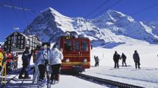 Audio «Ansturm aufs Jungfraujoch leicht gedämpft» abspielen