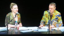 Audio «Ausländerthematik auf Freiburger Theaterbühne» abspielen