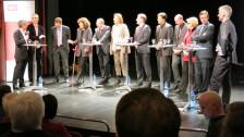 Audio «Politik mit Witz am Berner Wahlpodium» abspielen
