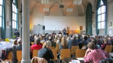 Audio «Kulturschaffende strömten zur ersten Berner Kulturkonferenz» abspielen