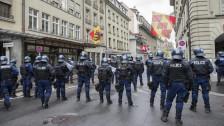 Audio «Fussballverband beteiligt sich an Sicherheitskosten» abspielen