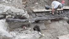 Audio «Stabübergabe bei der bernischen Archäologie» abspielen