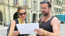 Audio «Künstler drängen ans Buskers Bern - Berner stänkern» abspielen