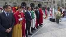 Audio «Vor 200 Jahren stiess das Wallis nicht ganz freiwillig zum Bund» abspielen