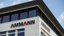 Audio «Bernische Regierung will Ammann-Gruppe unter die Lupe nehmen» abspielen