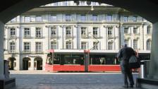 Audio «Umstrittenes «Tram Region Bern»: Die Debatte» abspielen