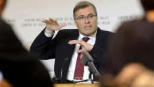 Audio «Disziplinarverfahren gegen zwei Walliser Chefbeamte eröffnet» abspielen
