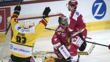 Audio «Kein Glück für Langnau und Visp im Eishockey-Cup» abspielen