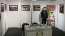 Audio «Nordkorea an der Ferienmesse: «Understanding and Friendship»» abspielen