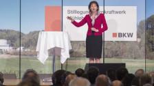 Audio «2034 ist das Atomkraftwerk Mühleberg verschwunden» abspielen