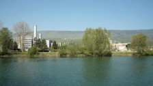 Audio «Groupe E gibt ihre Pläne für ein Gaskombikraftwerk auf» abspielen