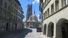 Audio «Freiburger Poyabrücke bringt nicht überall Verkehrsentlastung» abspielen
