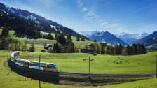 Audio «Von Interlaken nach Montreux fahren ohne Umsteigen» abspielen