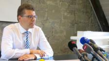 Audio «Regierungsrat Andreas Rickenbacher tritt 2016 zurück» abspielen
