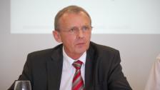 Audio «Der bernische Gesundheitsdirektor Philippe Perrenoud tritt zurück» abspielen